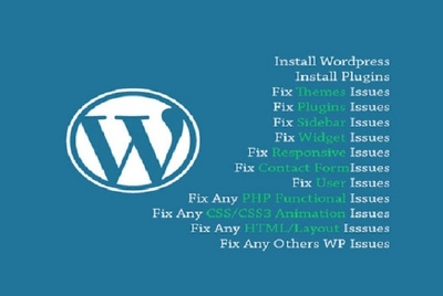 Fix Any Wordpress Responsive And Css Issues