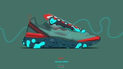 Make a Sneaker Poster in my style