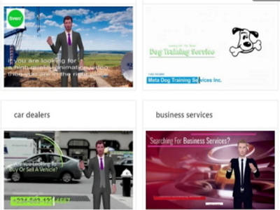 Create A Professional 30 Secs Animation For Your Business Ad