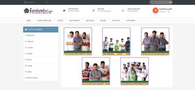 Design/Develop/Customize an Ecommerce Website & Theme Install
