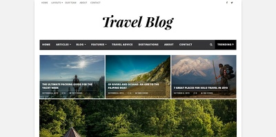 Write and Publish Guest Post on Travelblog.org DA-82 Do-follow