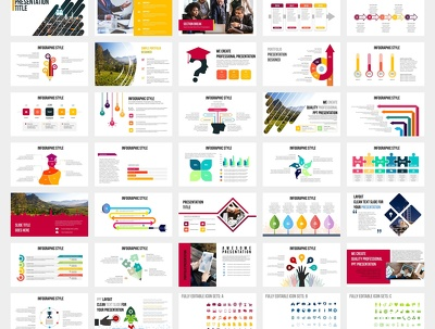 Create a Corporate Powerpoint Presentation for you