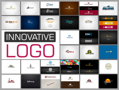 Design Custom Logo with UNLIMITED Revisions