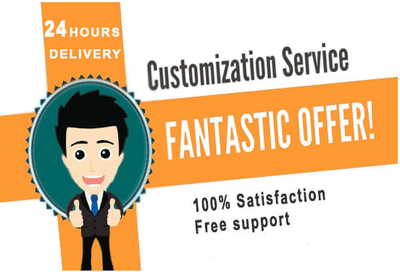 Do one hour customizations fixes