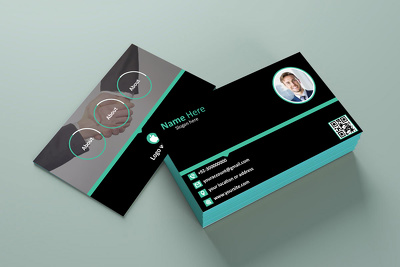 Design 2 business card designs just in 2 hours