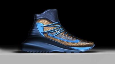 Render your Footwear design