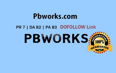 Write & Guest Post in Pbworks.com PR7 DA 82 Dofollow backlink