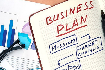 Write a complete business plan for any business
