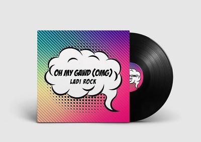 Design album CD cover artwork