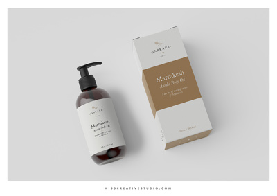 Design a packaging, product, label, box or a bag for your brand