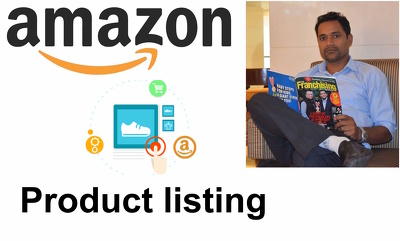 Write An Effective Amazon Product Listing (For 1 Products )