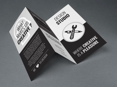 Design An Awesome Trifold Brochure