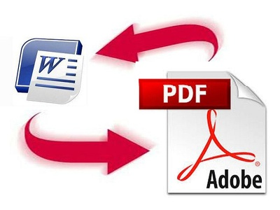 Convert PDF files to Word  files