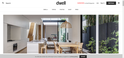 Write and Publish Guest post on dwell.com with a No-Follow Link