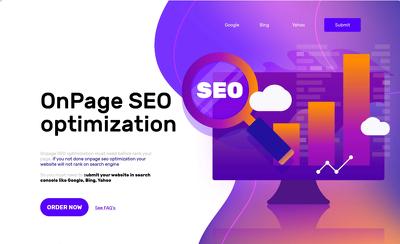 Do Best Organic Onpage Seo, Website Optimization