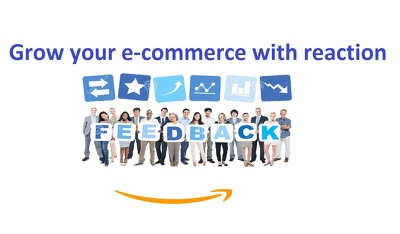 Publish Optimized Amazon Product Five Reaction with KW Research