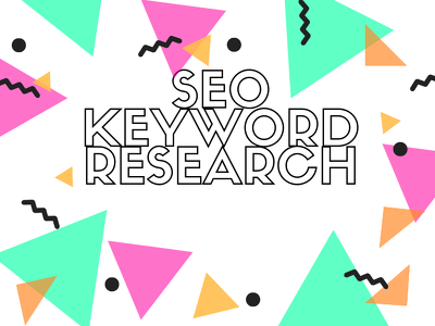 SEO Keyword research service