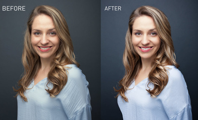 Retouch edit 2 Business headshots, corporate portraits photo