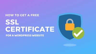 Install Free SSL on your WordPress site or fix any SSL issue