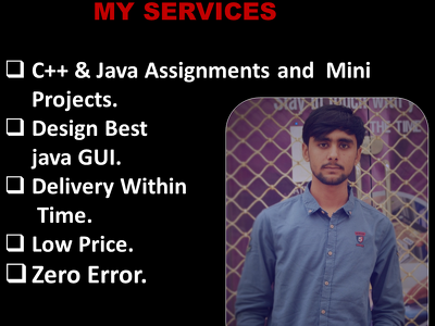 Do Java, C++, Java Gui with Database projects and assignments