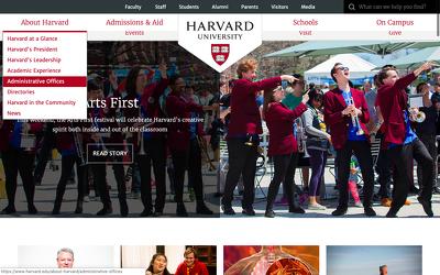 Guest post on Harvard.edu with a do-follow link