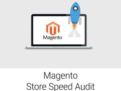 Do Magento ecommerce store Speed Audit