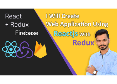 Create Web Application Using React js With Firebase
