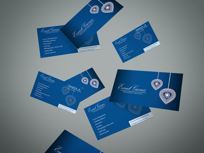 Design an elegant and attractive business card (WITH REVISIONS)