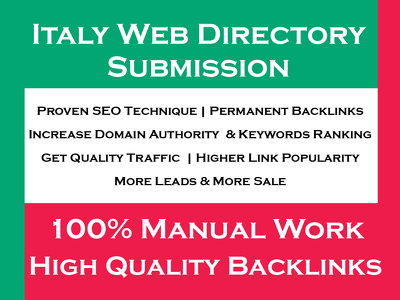 Italian Web Directory Submission To Grow Business In Italy