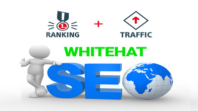 Do White Hat SEO to Explode Website Ranking(SILVER)