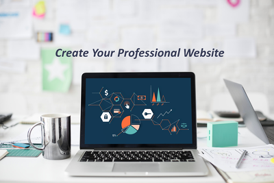 Design or create a professional wordpress website