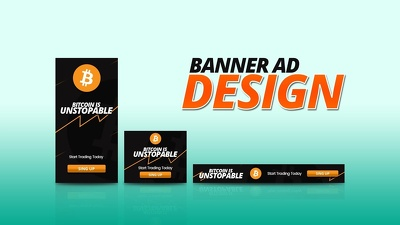 Design A Professional, Unique And HQ Banner Ad for Your Business