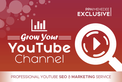 PROFESSIONALLY Grow Your YouTube Channel