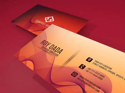Design Professional Unique Business Card And Brand Identity