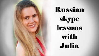 Be Your Russian Teacher x one Russian Lesson 60 Minutes