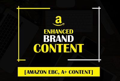 Create amazon enhanced brand content ebc a plus