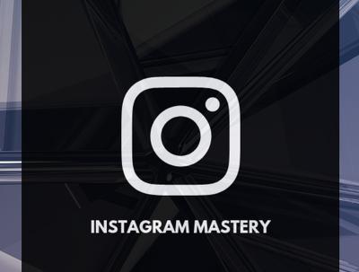 Deliver mentorship around growth & monetization on Instagram