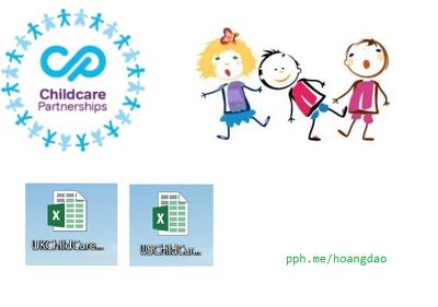 Provice Instant 100K+ UK Child Care Database in Excel Format
