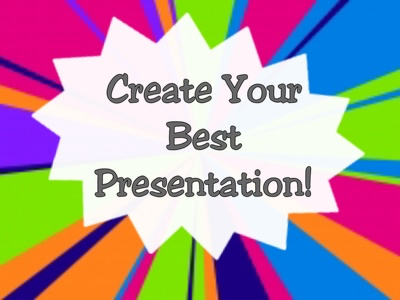 Create a Professional 12 slide PowerPoint presentation
