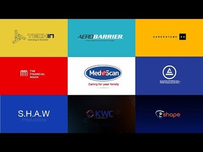 Provide you 2D or 3D logo animation