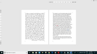 Chinese-English and vice versa Arabic-English and vice versa