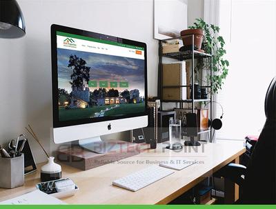 Develop and design responsive wordpress website