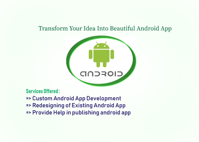 Build  native android app