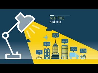 Convert your ppt in .mp4 video (10 slides)