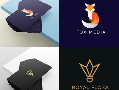 Design a Logo with brand guidelines + free business card design