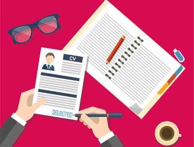 Write your CV/Resume