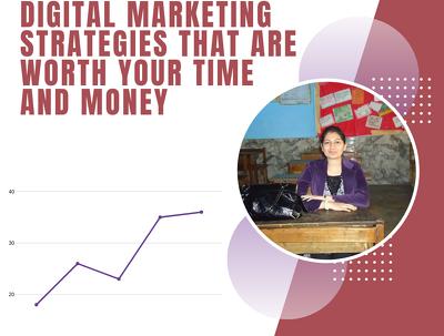Provide Digital Marketing Strategies in a Pdf