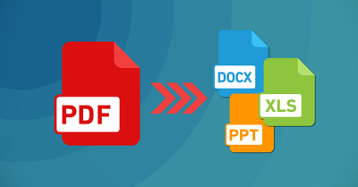 Convert  pdf/image file into word or excel file up to 15 pages