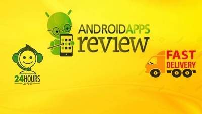 Review your App,Game,website,product Provide You Best Position