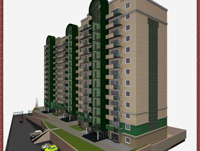 Convert your 2D plan to 3D BIM (building information modeling)
